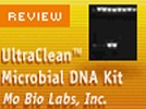 MoBio Laboratories' UltraClean Microbial DNA isolation kit