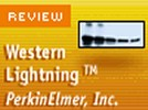 PerkinElmer Life Science's Western Lightning Chemiluminescence Reagent Plus Kit