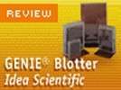 Idea Scientific's Genie Blotter