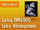 The Leica DM4000 B Digital Microscope