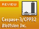 BioVision's Caspase-3/CPP32 Fluorometric Protease Assay Kit