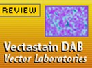 Vector Laboratories' DAB Peroxidase Substrate Kit