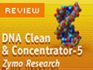 Zymo Research's DNA Clean and Concentrator-5