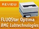 BMG Labtechnologies' FLUOstar OPTIMA Platereader