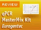Eurogentec's qPCR Master Mix for SYBR Green I Kit