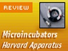 Harvard Apparatus Microincubators