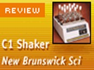 The C1 Analog Bench-Top Shaker from New Brunswick Scientific