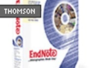 Thomson Scientific's EndNote v 9.0