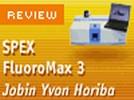 The FluoroMax-3 Spectrofluorimeter by Jobin Yvon Horiba