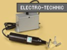 Laboratory Corona Treater and High Frequency Corona Surface Treater From Electro-Technic Products Inc.