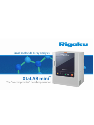 XtaLAB mini™ small molecule X-ray diffraction system