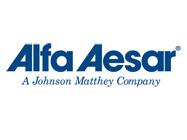 Alfa Aesar, A Johnson Matthey Company