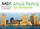AACR Annual Meeting 2016