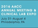 2016 AACC Annual Meeting
