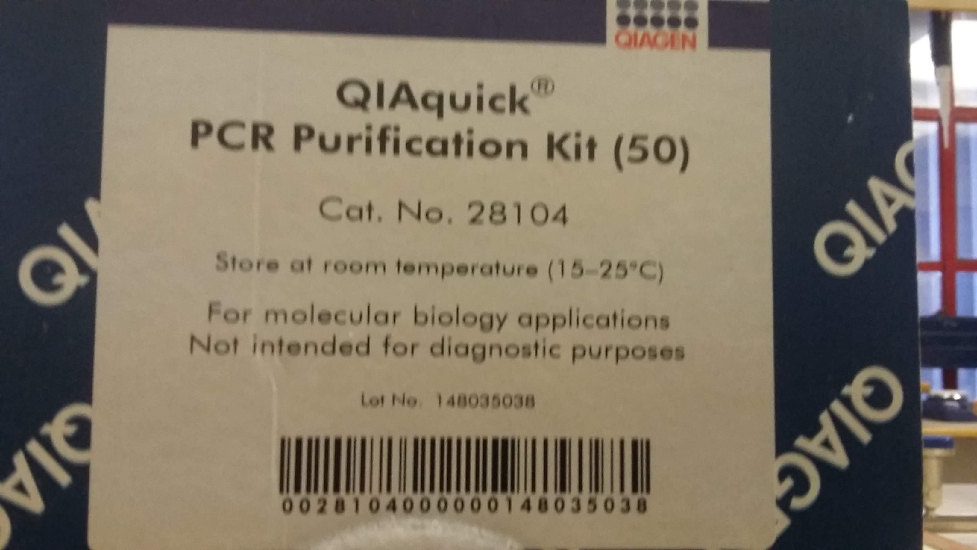PCR Purification Kit | Biocompare.com Kit/Reagent Review