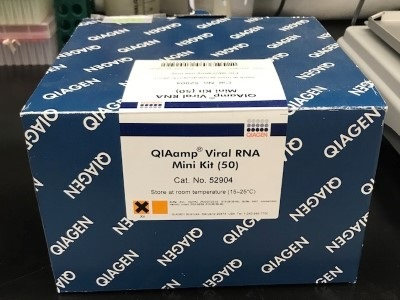 Column Based Viral Rna Extraction Kit Biocompare Com Kit Reagent Review