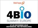 4Bio Summit: Europe