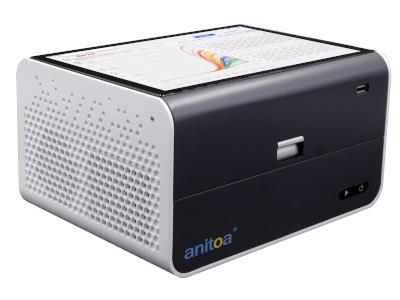 Portable Maverick qPCR Multiplex Real Time qPCR from Anitoa Systems