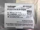 Very Good Proteinase K Product from Thermo