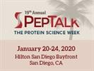 PepTalk: The Protein Science Week