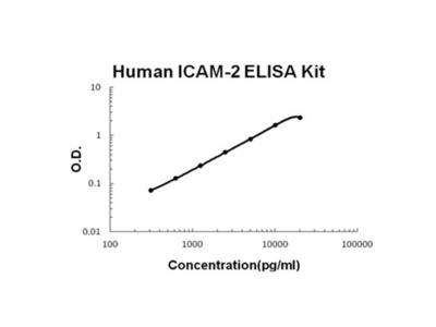 ICAM-2 ELISA Kit (Human) (OKBB00490)