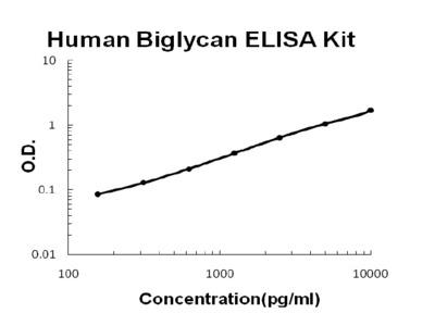 Biglycan ELISA Kit (Human) (OKBB00620)