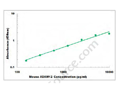 Mouse ADAM12 ELISA Kit