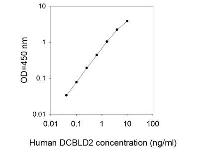 Human DCBLD2/ESDN ELISA