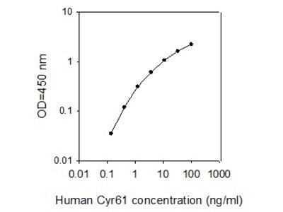 Human Cyr61/CCN1 ELISA