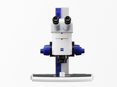 ZEISS SteREO Discovery.V8 Stereo Microscope with 8:1 Zoom Range