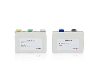 Mouse IgG ELISpotBASIC (HRP)