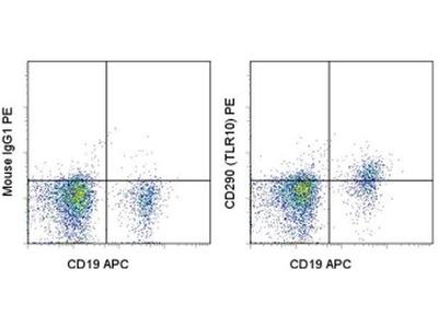 CD290 (TLR10) Monoclonal Antibody (3C10C5), PE, eBioscience™