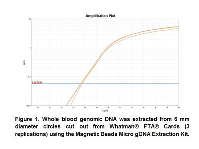 Magnetic Beads Micro gDNA DNA Kit
