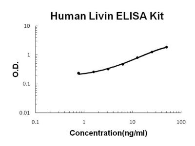 Human Livin EZ-Set ELISA Kit (DIY Antibody Pairs)