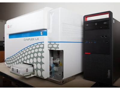 Cytoflex Lx Flow Cytometer From Beckman Coulter
