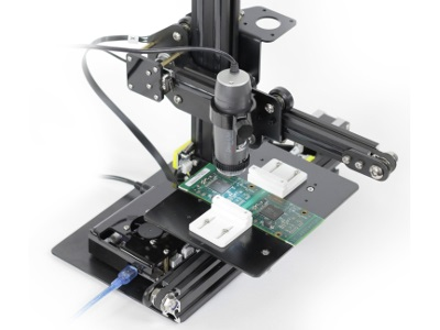 X/Y/Z Axis Motorized Microscope Stage