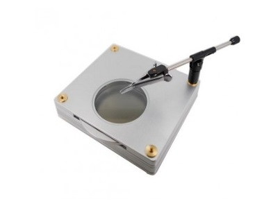 Polarizing Backlight Microscope Stage