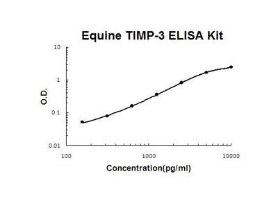 Horse TIMP3 ELISA Kit