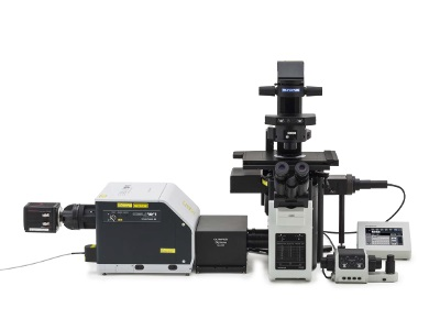Olympus IXplore SpinSR Microscope