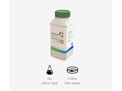 Instant Freeze-dried OP50 from NemaMetrix Inc  | Biocompare com