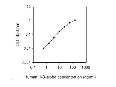 Human IkB-alpha ELISA