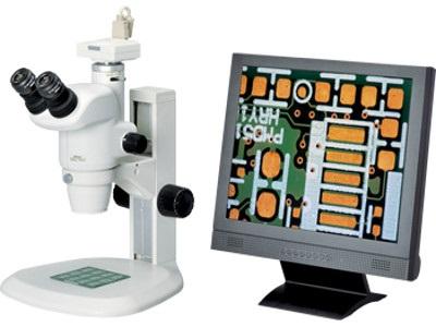 SMZ745T Stereomicroscope (with camera port)