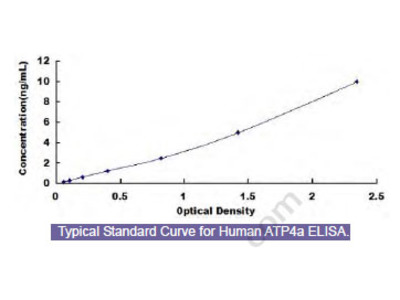 Human ATPase, H+/K+ Exchanging Alpha Polypeptide (ATP4a) ELISA Kit