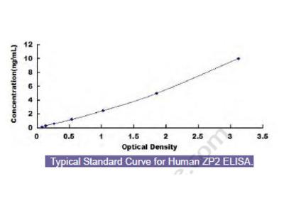 Human Zona Pellucida Glycoprotein 2, Sperm Receptor (ZP2) ELISA Kit