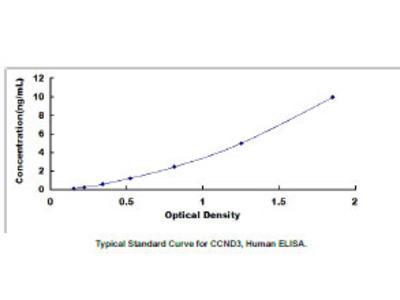 Cyclin D3 (CCND3) ELISA Kit