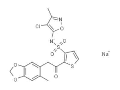 Sitaxentan Sodium From Mybiosource Com