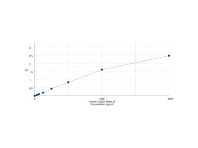 Human Tubulin Alpha 3c (TUBA3C) ELISA Kit