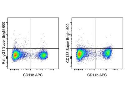 CD133 (Prominin-1) Monoclonal Antibody (13A4), Super Bright 600, eBioscience™
