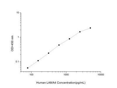 Laminin alpha 4 ELISA Kit