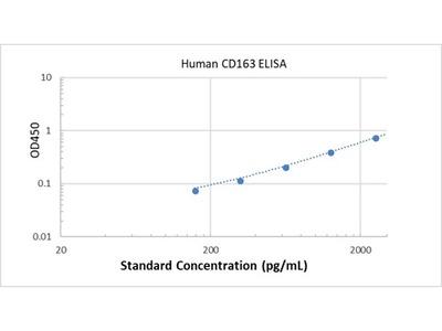 Human CD163 ELISA